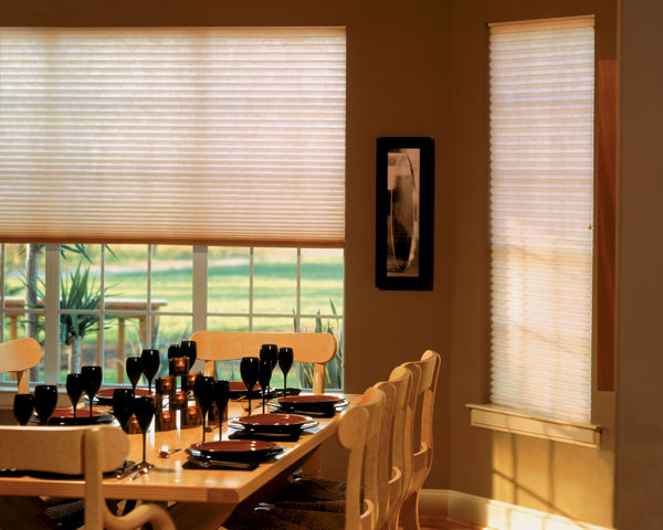 dining room custom blinds in Toronto