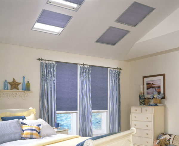 quality bedroom skylight blinds shades Scarborough